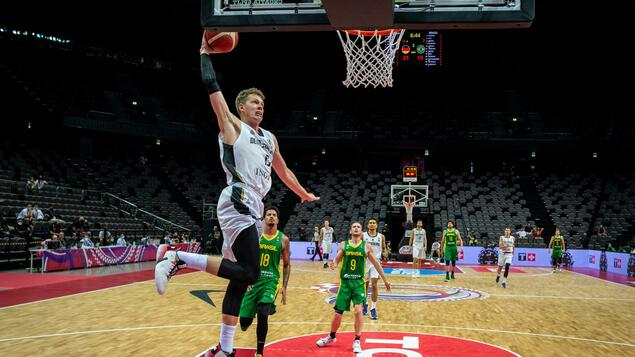 For the first time since 2008: German basketball players qualify for Olympic sport