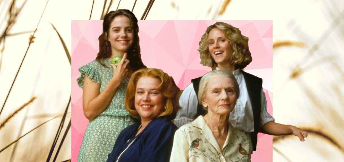 """""""Fried green tomatoes at the train station"""" is a film about women"""