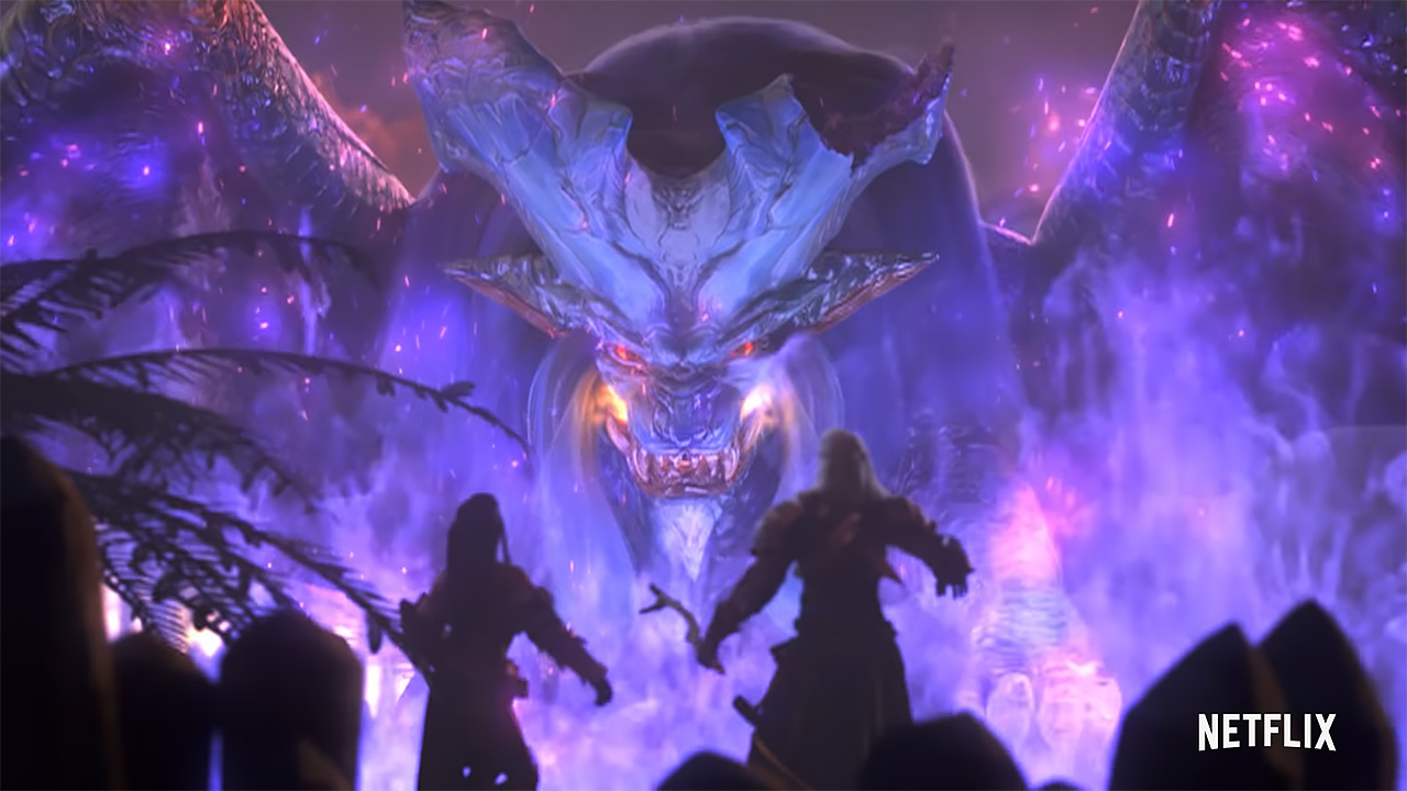 Il Netflix Movie Monster Hunter: Legends of the Guild è in arrivo