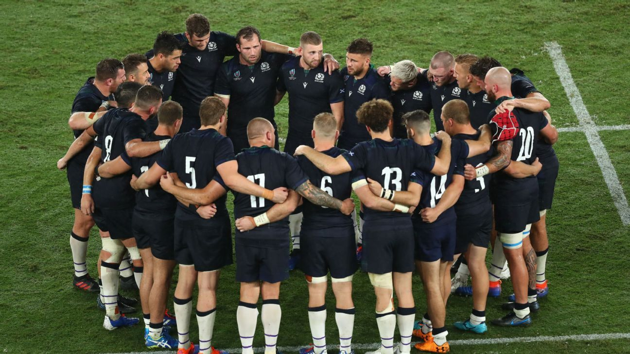 In the November window, Scotland will host Australia, South Africa and Japan