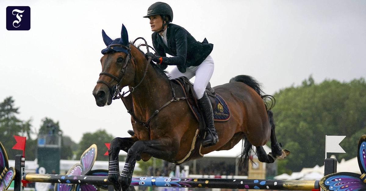 Jessica Springsteen nominated for an Olympia award