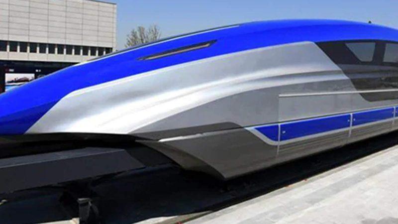 Maglev Train China: Maglev Train China: China's high-speed train
