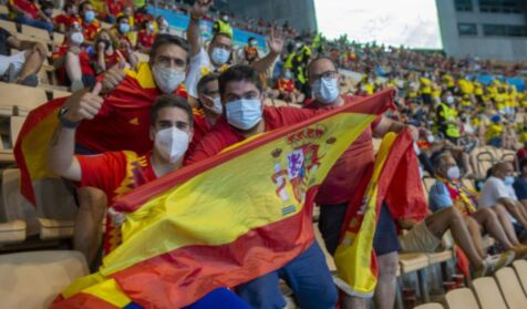 Mandatory quarantine in the UK will not allow the Spanish fan to watch the semi-finals at Wembley