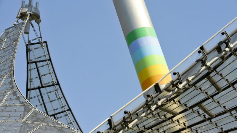 Munich: Application for the World Heritage Olympics - Munich