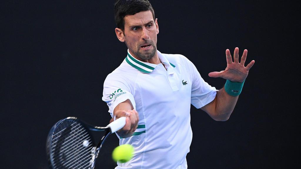 Novak Djokovic reaches the ninth title