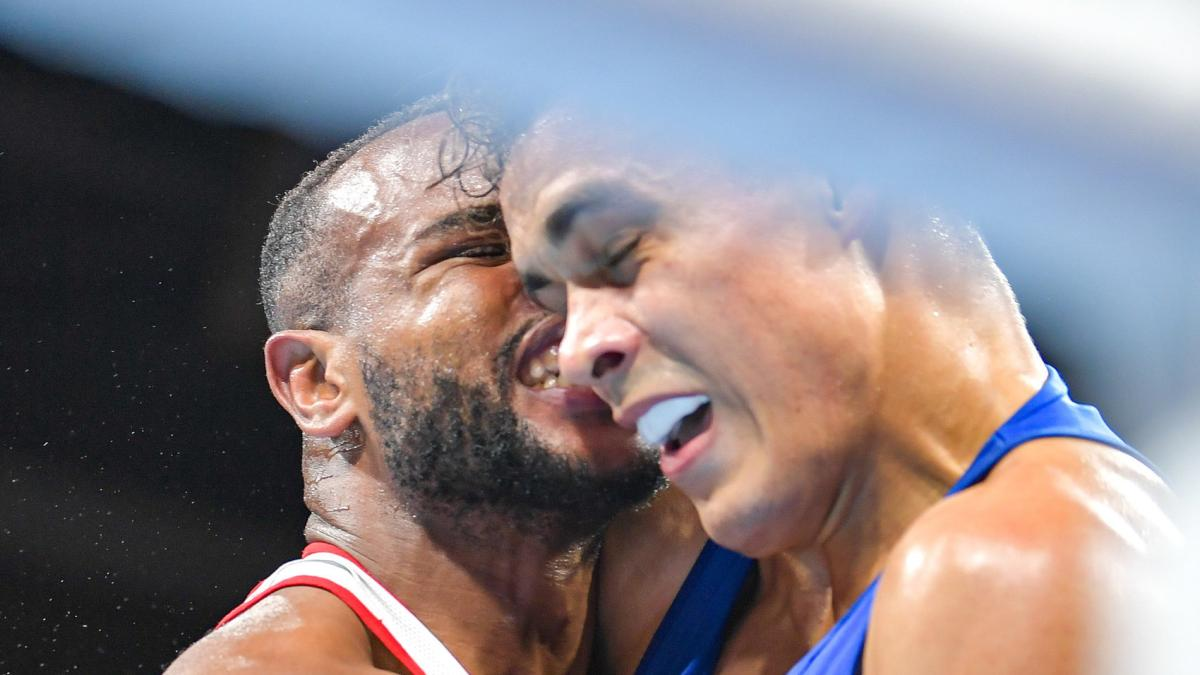 Olympia 2021: Like Tyson once – a boxer takes a bite attack on his opponent