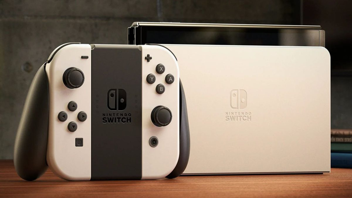 Our impressions of the Nintendo Switch OLED: we compared it to the original