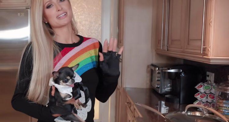 Paris Hilton: Her Cooking Show Will Finally Show On Netflix سيتم