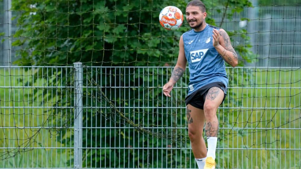 one forth?  Konstantinos Stavelidis, left back for Hoffenheim.