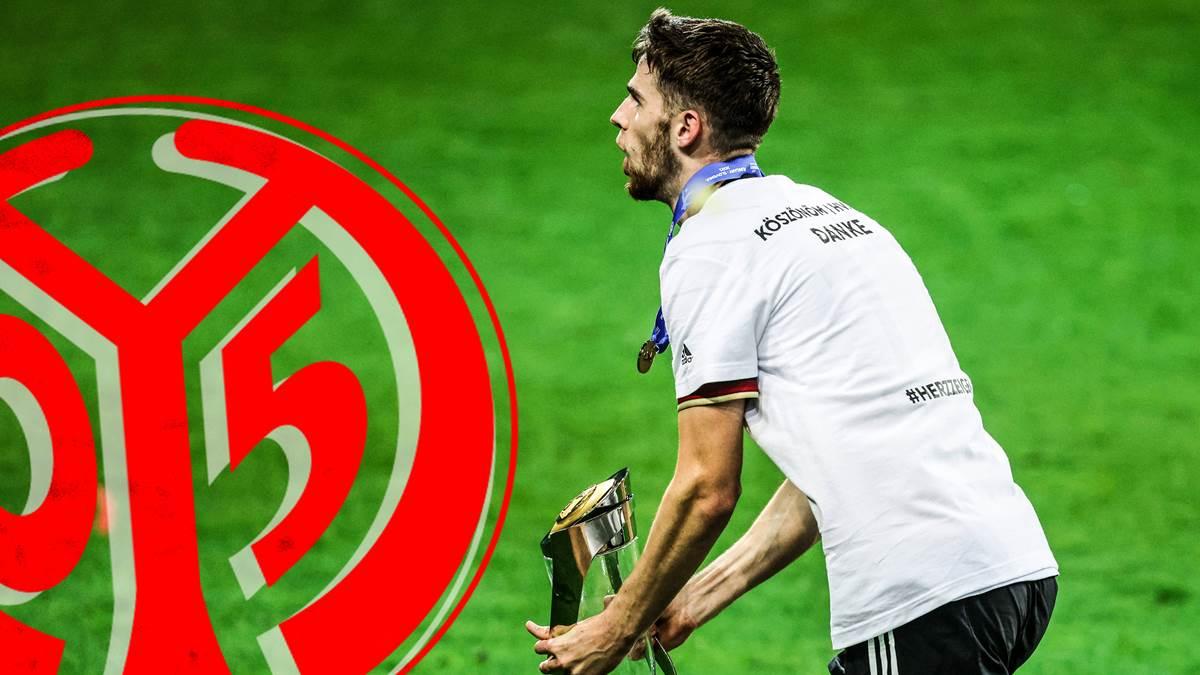 Report: Anton Stach before moving to Mainz 05 – Next European U-21 champion leaves Fürth