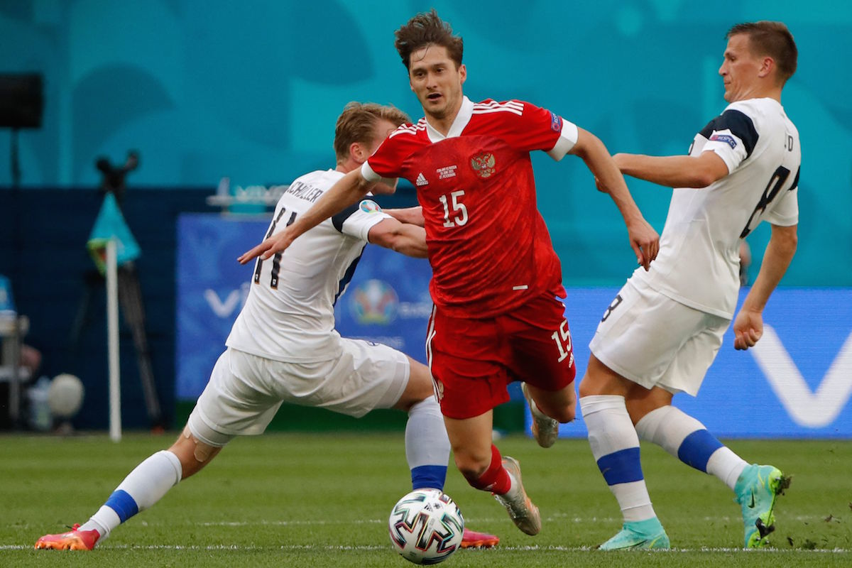 Russia renews with a comfortable victory over its neighbors Finland (0-1) |  football