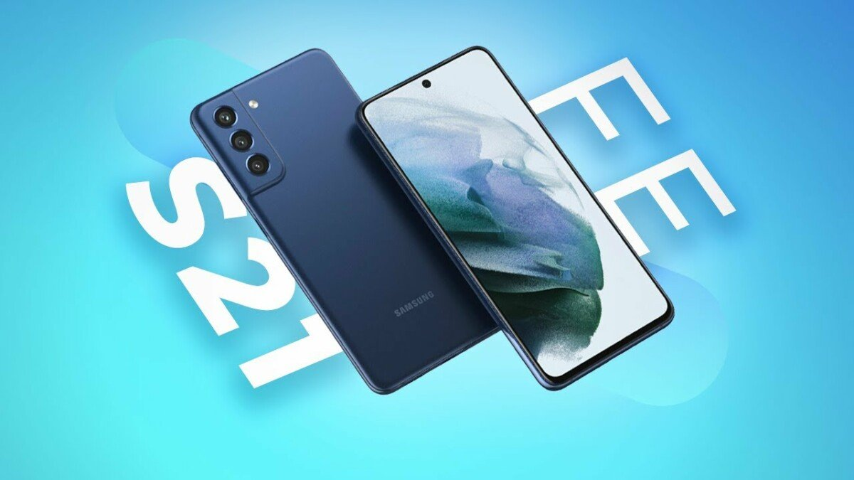 Le Samsung Galaxy S21 FE