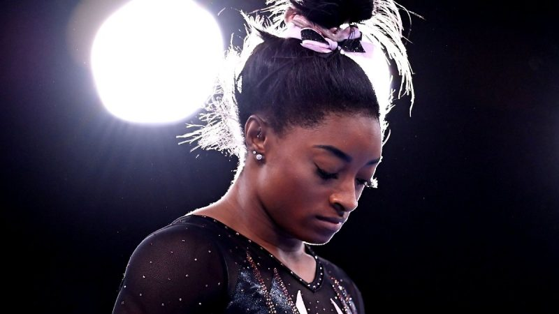 Strongest quit performance yet: Biles shows who's boss