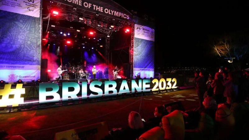 Die Olympischen Sommerspiele 2032 finden in Brisbane statt. Foto: Jason Obrien/AAP/dpa Foto: dpa