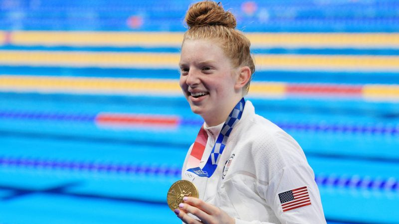 Swimming at Olympia 2021    Dethronement of the King: Surprising Olympic Victories