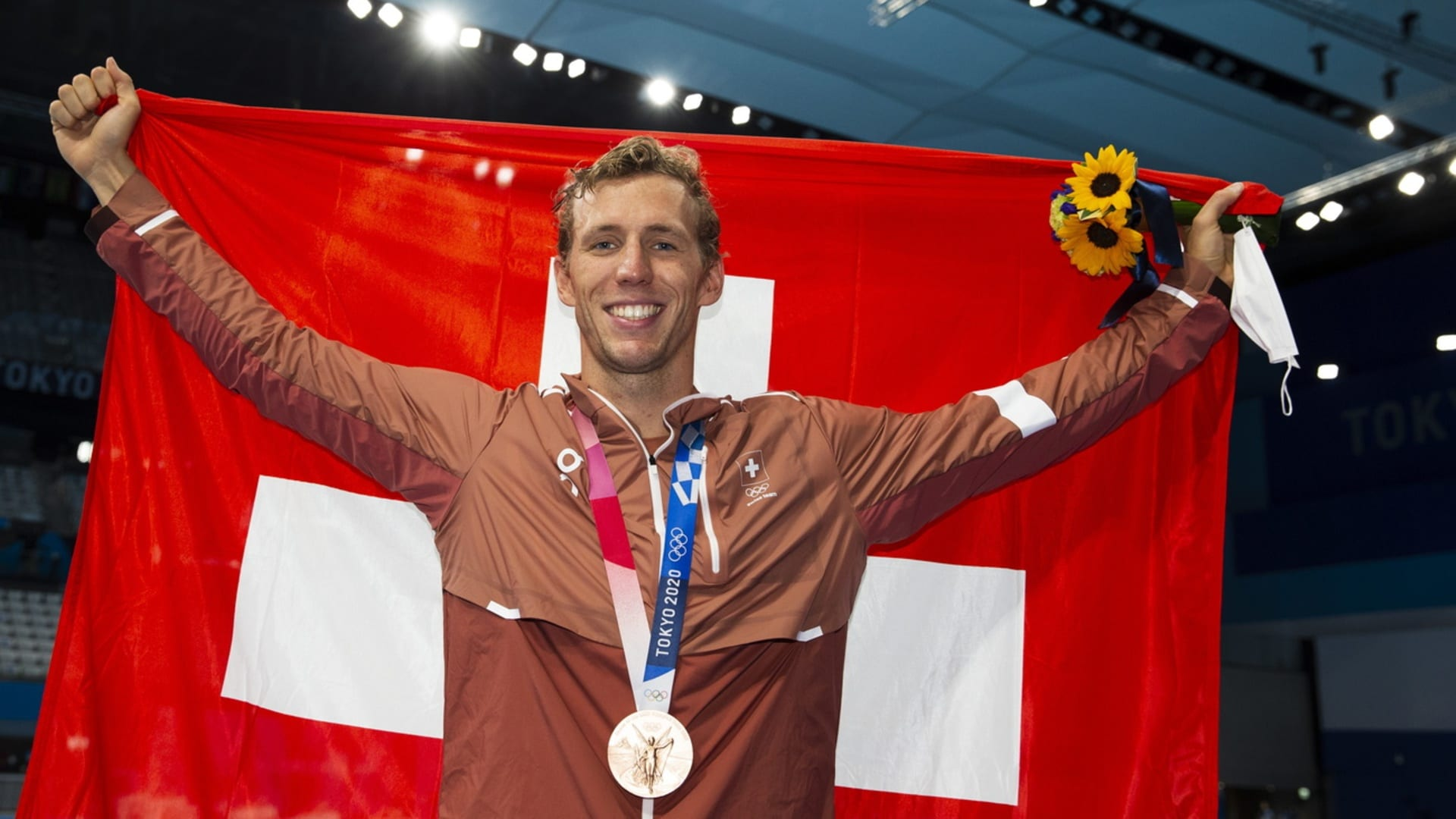 Switzerland wins 200th medal at the Summer Olympics