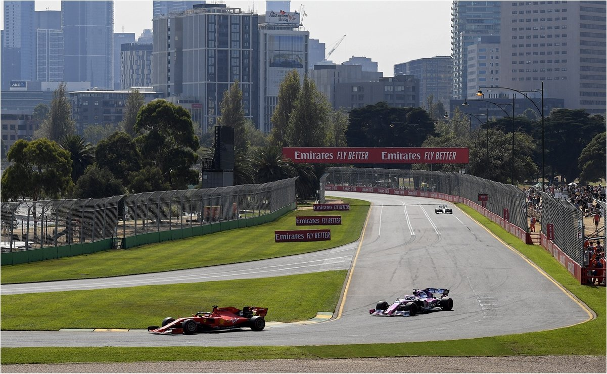 The Australian Grand Prix has been cancelled