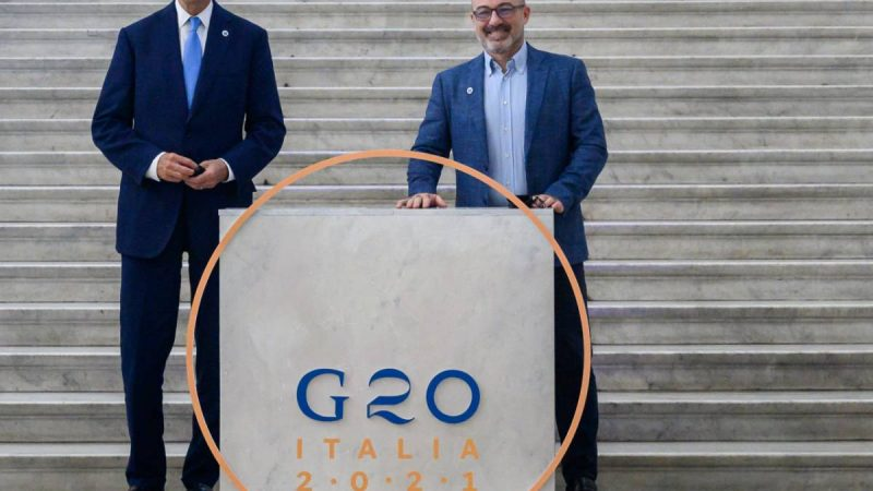 The G20's big names are central to climate