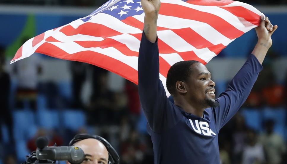 The United States, ready to dominate the medal table