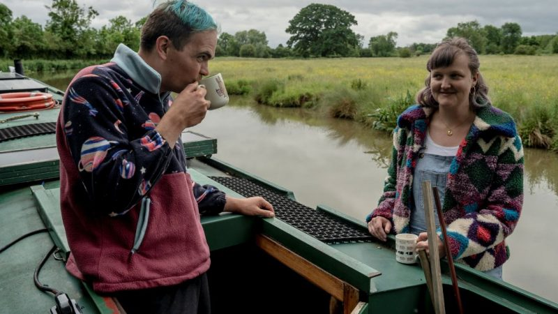 The plague pushed the English to live on water