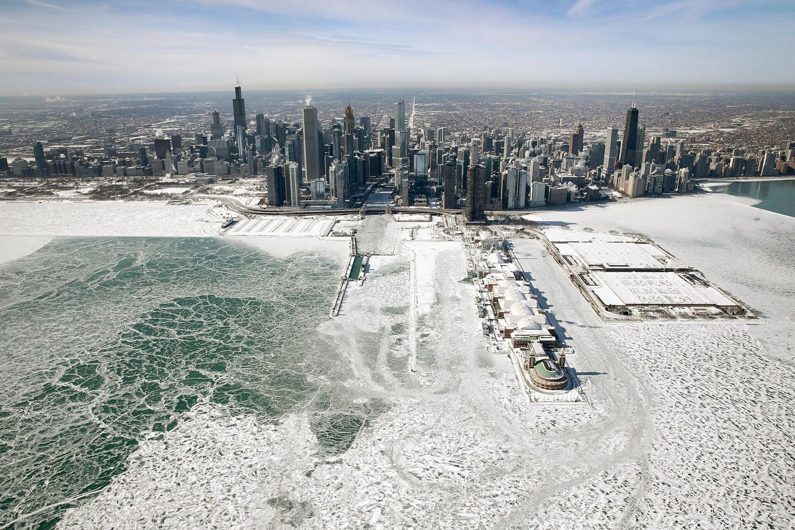 The polar vortex is coming – and it will bring an icy winter