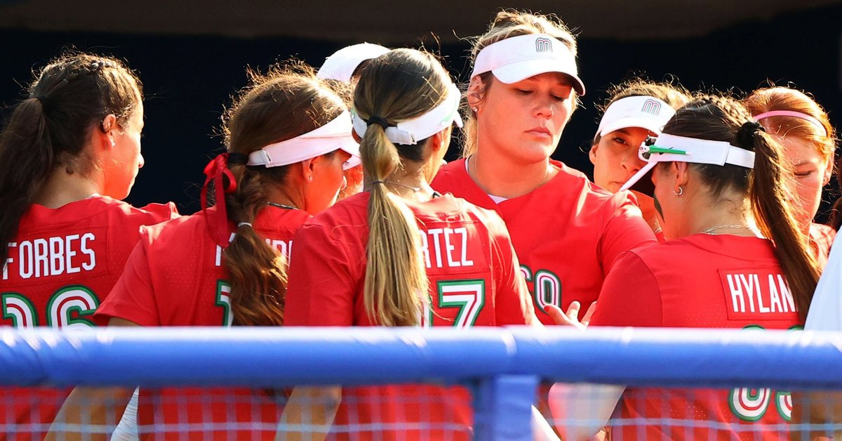 Tokyo 2020: The Mexican softball team fell for the third time against the United States