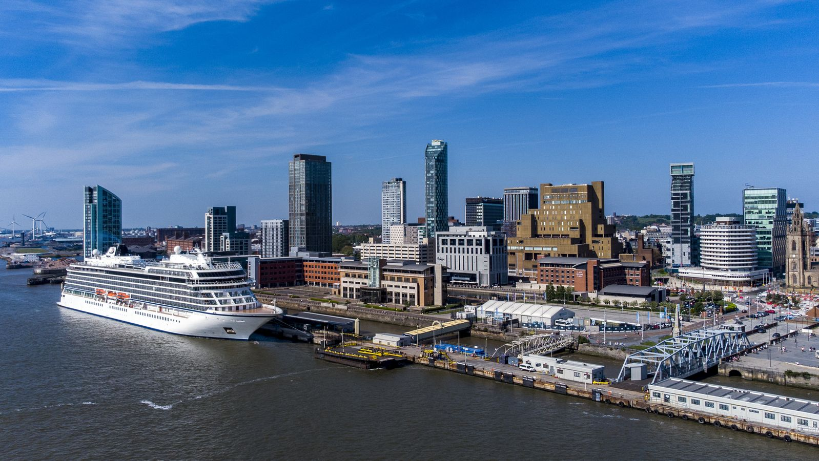 UNESCO: Liverpool loses World Heritage title |  BR24