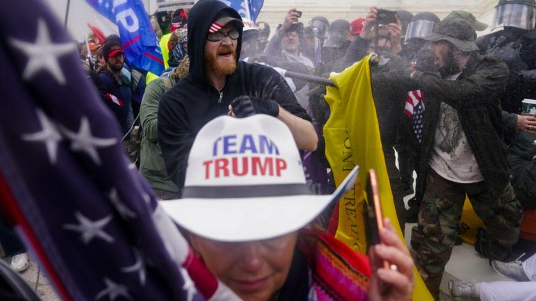 USA: Capitol Attack: Republicans Nominate Board Members