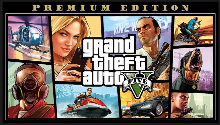 Updates to the new Grand Theft Auto 5 game and steps to download the update