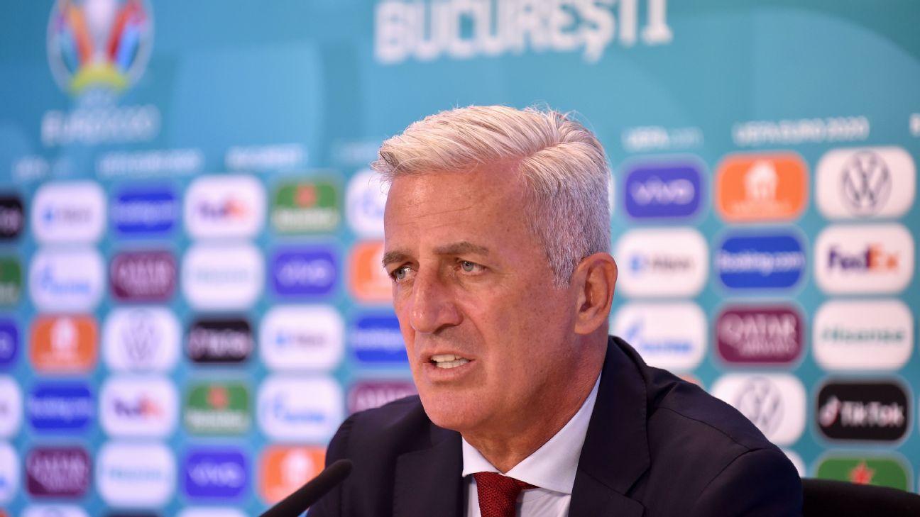 Vladimir Petkovic highlights Switzerland's 'fantastic job' and aspires to reach the quarter-finals