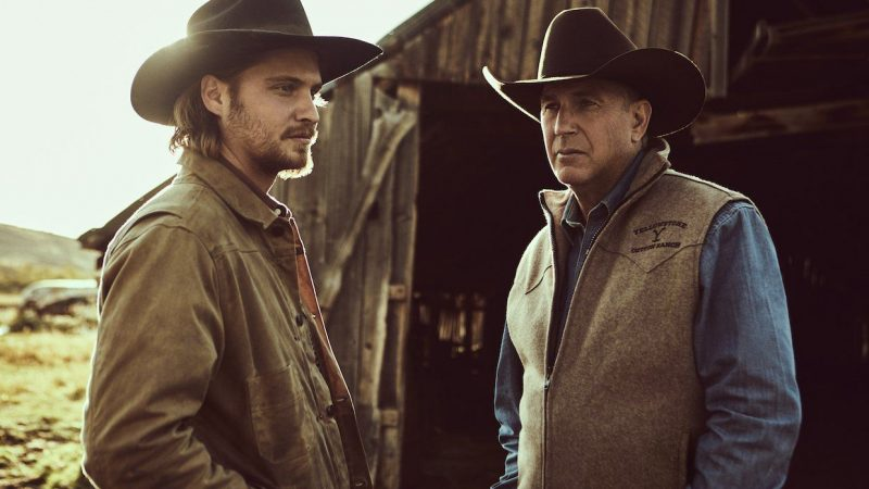 Yellowstone Where do you watch the series with Kevin Costner on TV and live?