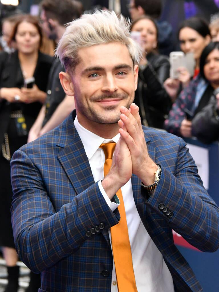 Zac Efron won an Emmys for his Netflix series