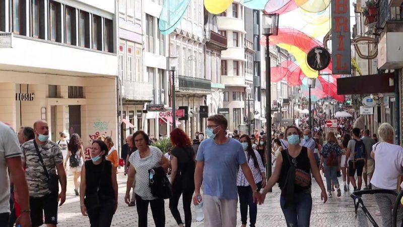 [국제]Portugal eases quarantine measures.. the outer mask will be removed soon