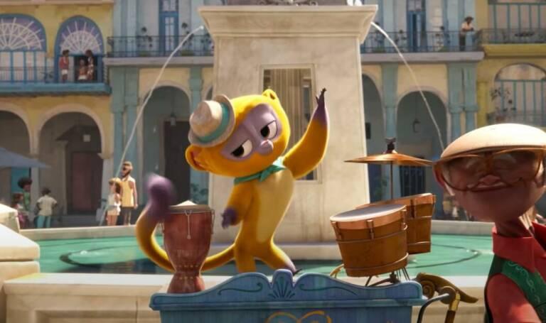 Vivo, Netflix's summer animated movie review
