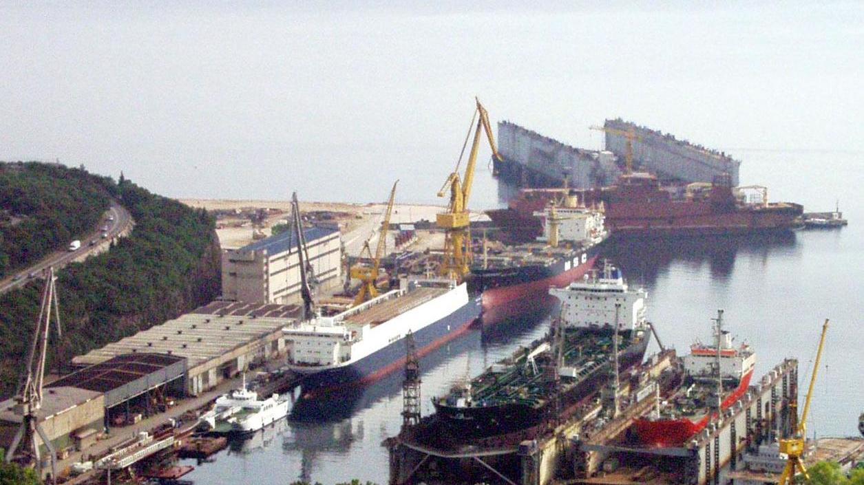The US Sixth Fleet renews its cooperation with Linak Rijeka