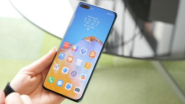Huawei P40 Pro owners are provided with important security updates every month.