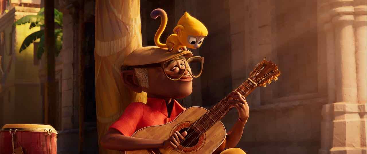 VIVO, Sony's animated movie review – Netflix