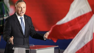 Polish President Andrzej Duda won another term, saving Kaczynski from an embarrassing scenario