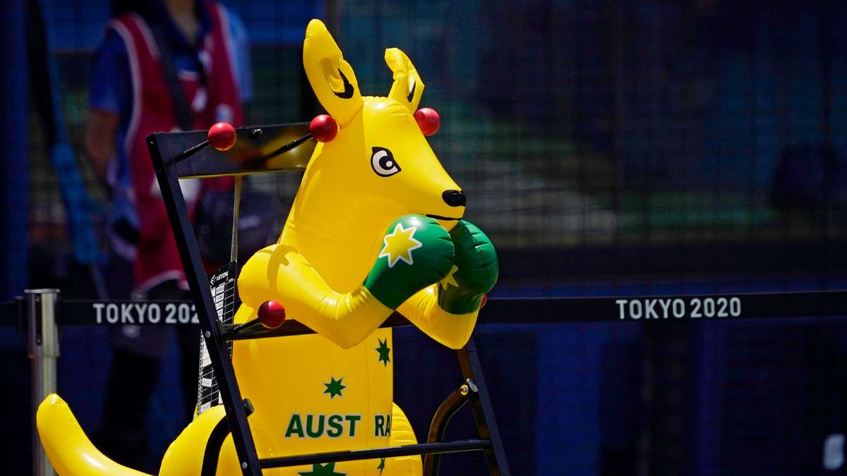 Olympic Village: Australians riot and kidnap mascots – excess alcohol on the return trip