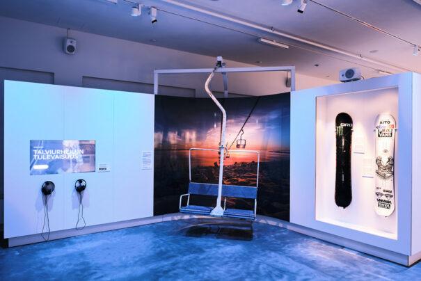 Genelec Smart IP at Finland Sports Museum