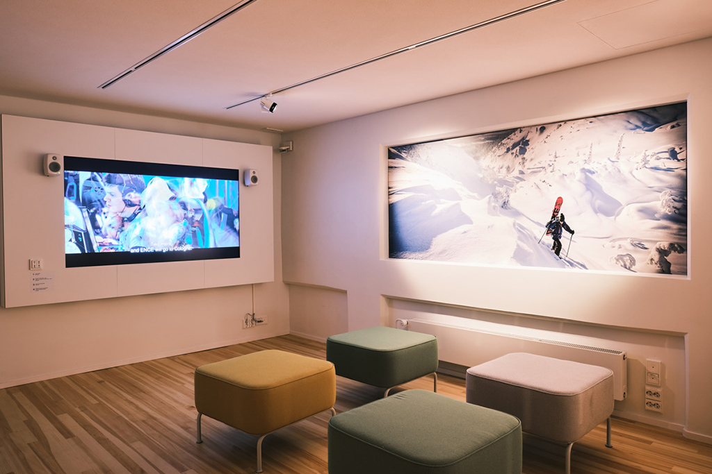 The Finnish Sports Museum reopens with Genelec Smart IP