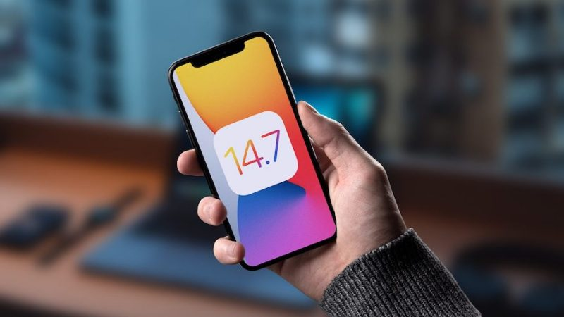 Many iOS 14.7.1 users are facing no service, unable to connect to the mobile network.