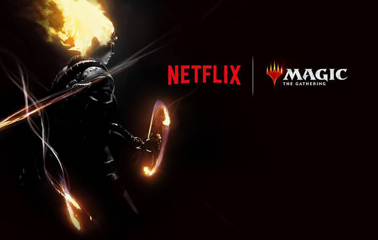 Magic: The Gathering, Jeff Klein will replace the Russo brothers in the Netflix series