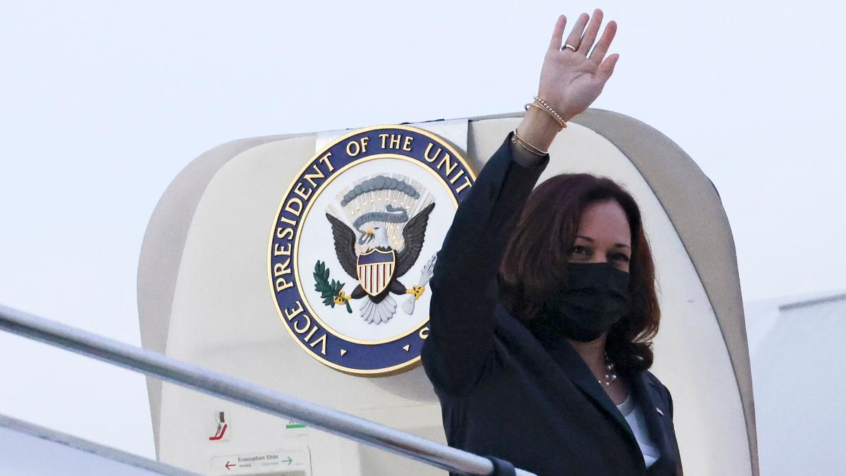 USA: 'Havana Syndrome' suspected – Harris flight delay