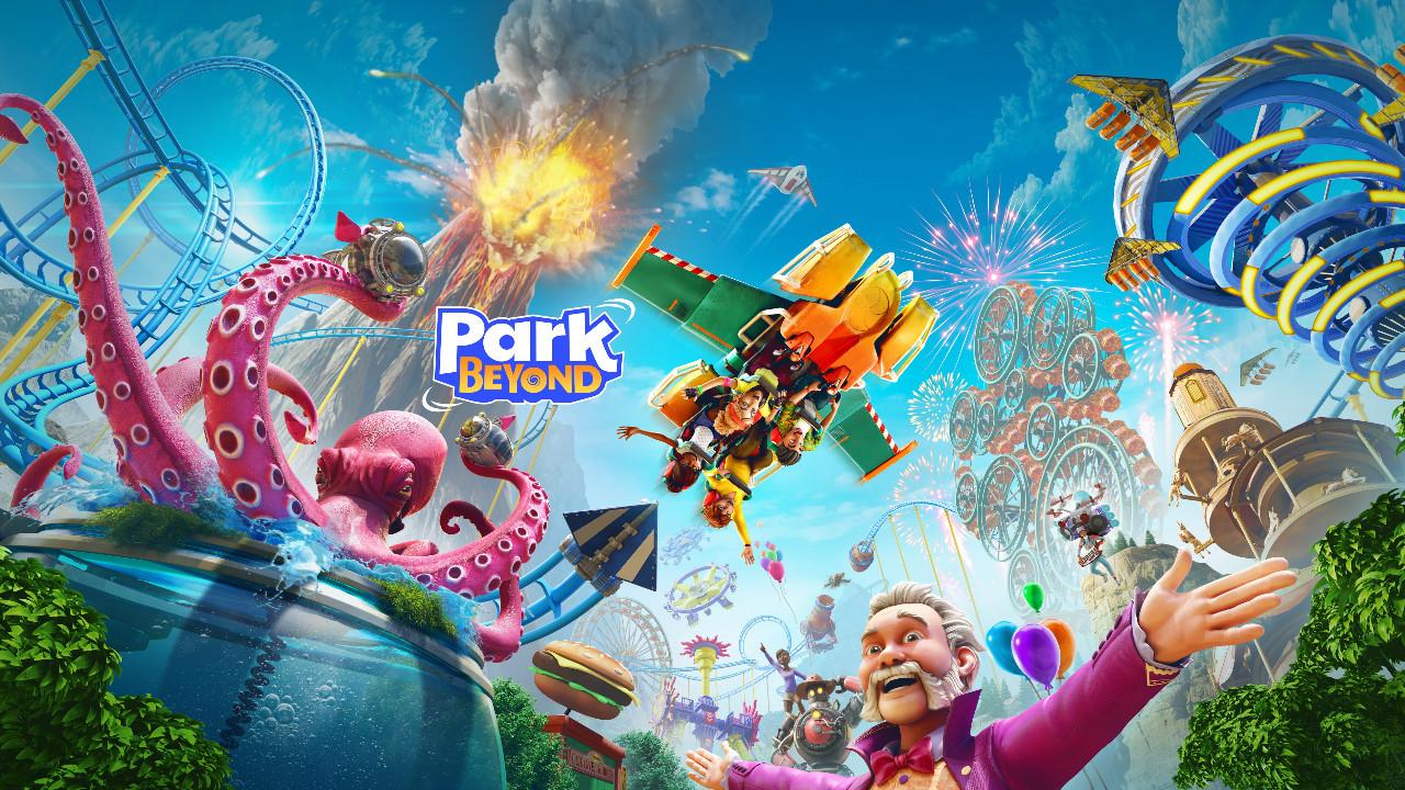 """Bandai Namco's public amusement park management creates a new game """"PARK BEYOND""""    4Gamers"""