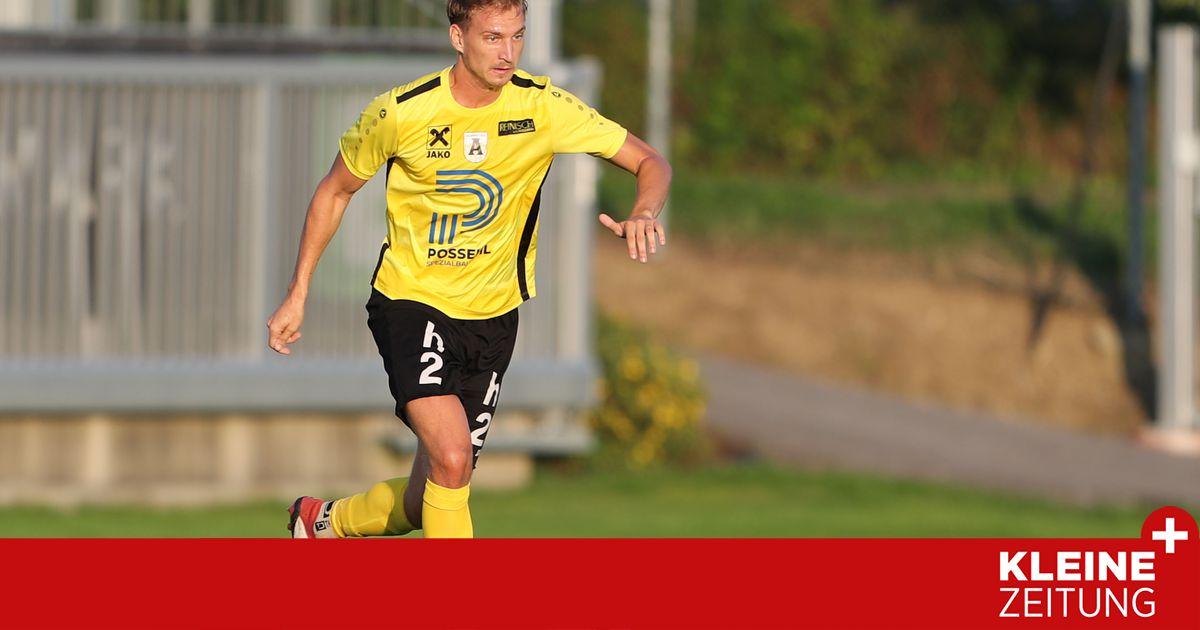 Allerheiligen-Defender helps talent jump to the USA «kleinezeitung.at
