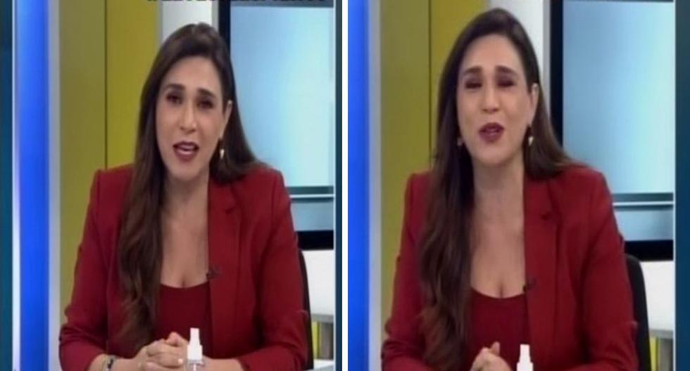 Veronica Linares bids 'In Portada' on Channel N, which she has hosted for 9 years |  Varandola NNDC video |  TVMAS