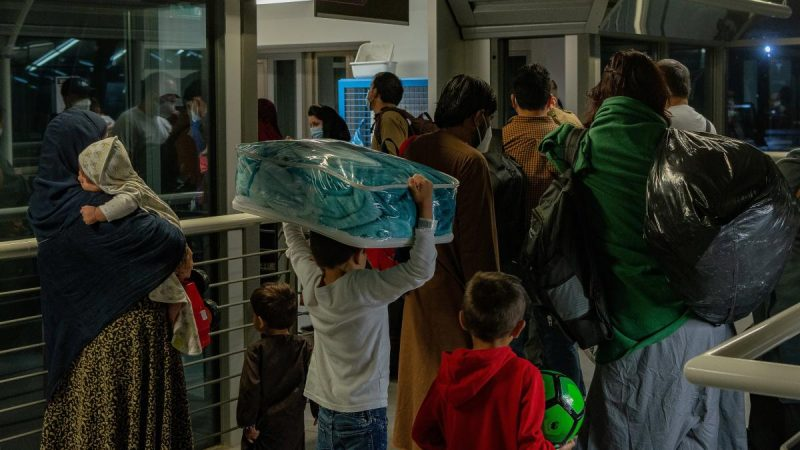 Afghanistan: The United States has set up emergency shelters for Afghans in Germany