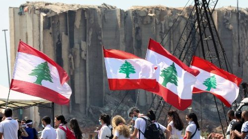 The Holy See: Let us help Lebanon not to drown more