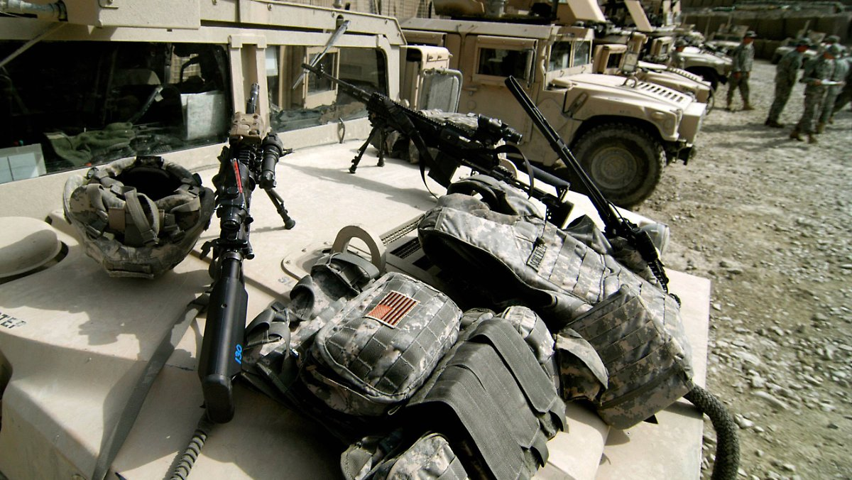 Armored vehicles and missile defense: US renders high-tech equipment unusable